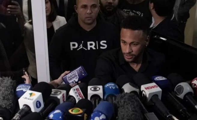 Neymar'a tecavüz suçlaması