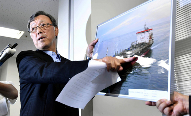 Petrol tankerlerinin sahibi konuştu