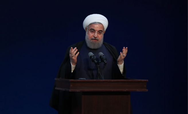"""Ruhani: """"Tercihimiz direniştir"""""""