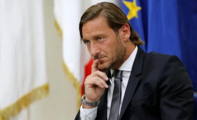 Totti'den Roma'nın sahiplerine eleştiri