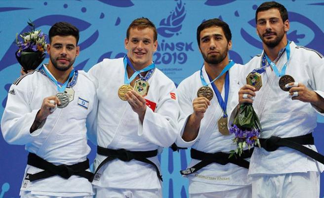 Türkiye bir altın daha kazandı