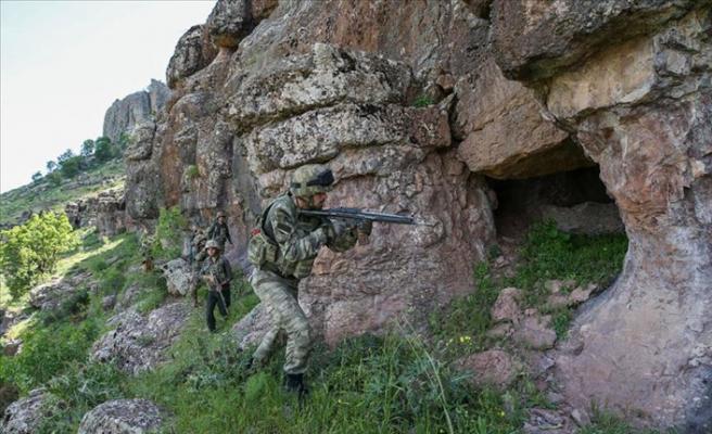 61 PKK'lı terörist öldürüldü