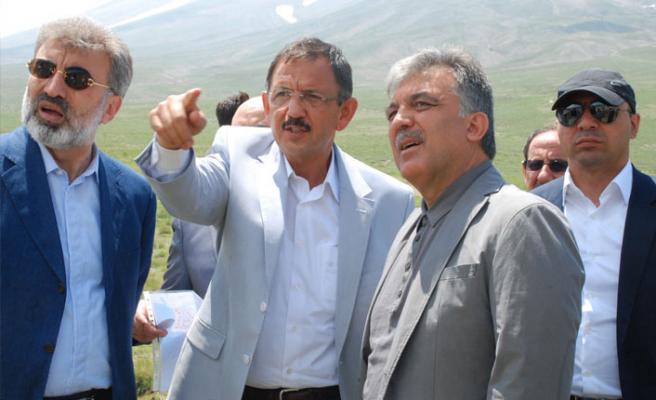 Abdullah Gül'e hemşehri golü!