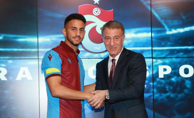 Ahmet Canbaz Trabzonspor'da