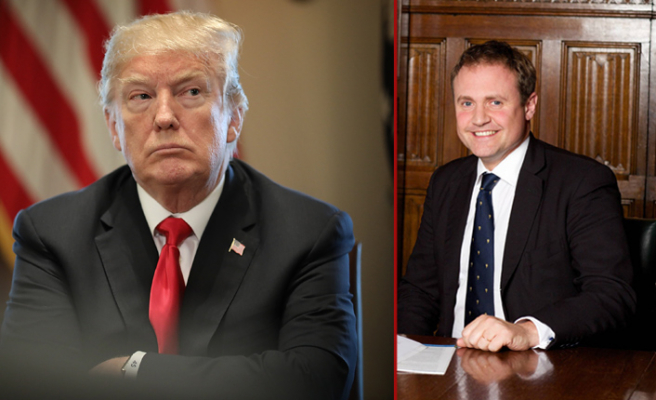 İngiltere'de 'Trump' tartışması