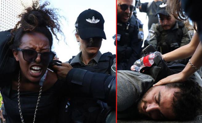 İsrail'de öfke büyüyor!