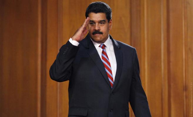 Maduro'dan BM'ye sert mektup