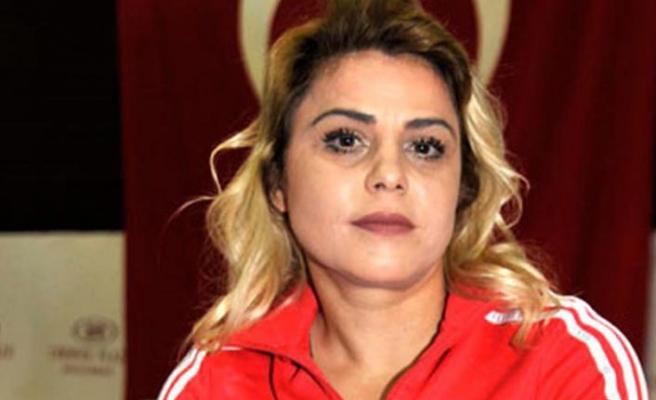 Nazmiye Muratlı'nın gümüş gururu