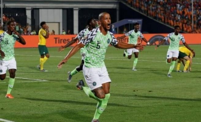 Nijerya yarı finale çıktı
