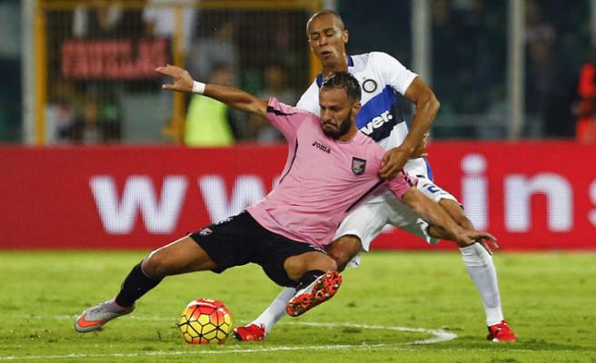 Palermo, Seria D'ye düşürüldü
