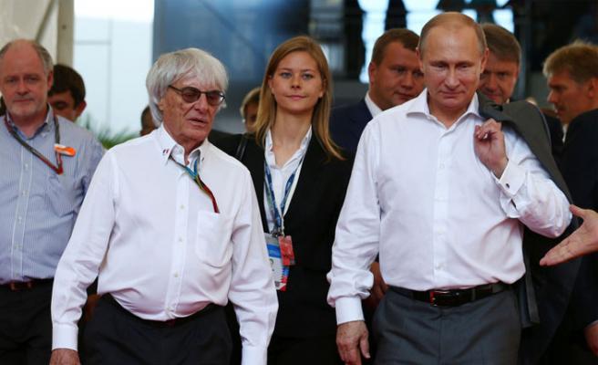 """""""Putin'e silah çekerse önüne atlarım"""""""