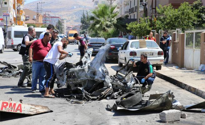 Reyhanlı'da patlama: 2 ölü, 1 yaralı