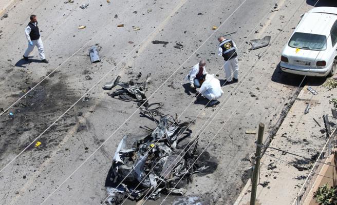 Reyhanlı'daki patlamaya ilişkin 5 gözaltı!