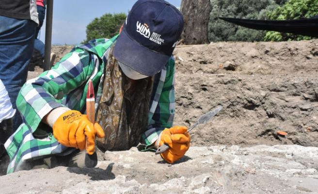 Stratonikeia'da kazılar başladı