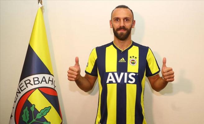 Vedat Muric imzayı attı, formayı giydi!