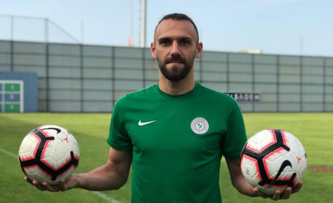 Vedat Muriç transfer kararını verdi!