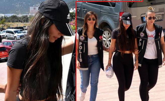Yerli Kim Kardashian'a 'uyuşturucu' gözaltısı!