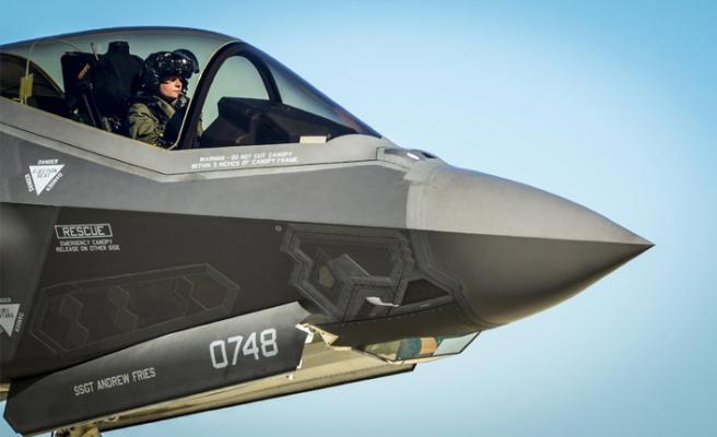 ABD'den F-35 hamlesi!