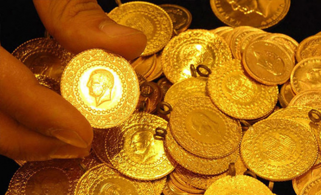 Gram altın 259,8 TL oldu