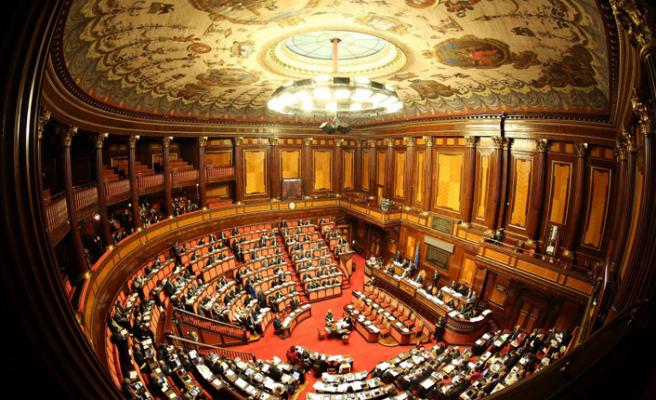 İtalya'da hükümet krizi
