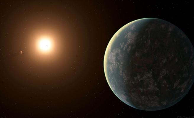 NASA, yaşanabilir gezegen buldu