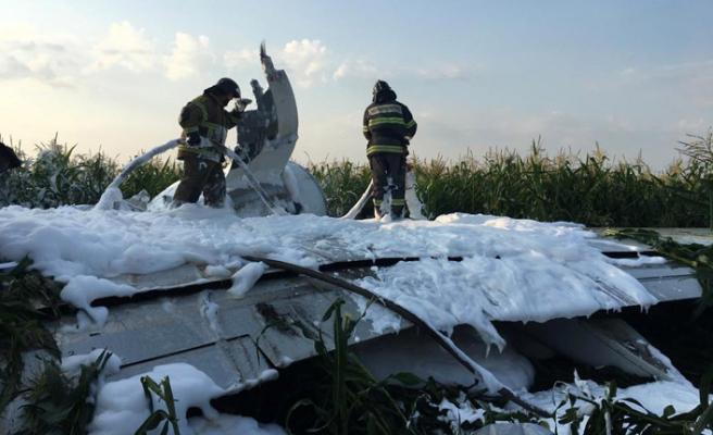 Rusya'da havada panik... 10 yaralı