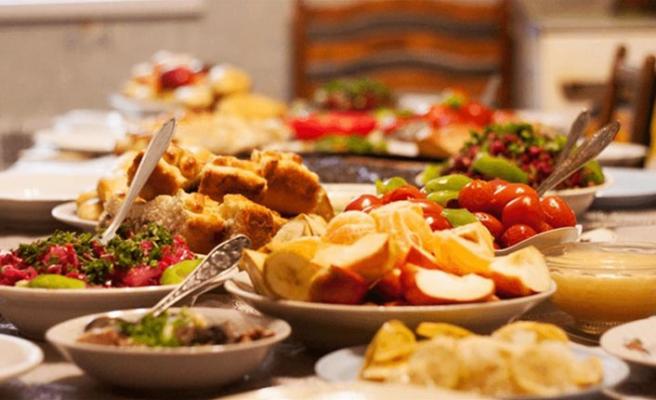 Sağlıklı bayram sofrası önerileri