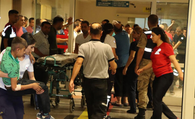 Siirt'te can pazarı: 2 ölü, 9 yaralı