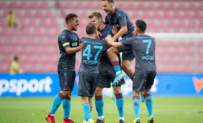 Trabzonspor 127. Avrupa sınavında