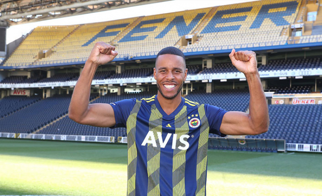 Zanka resmen Fenerbahçe'de!