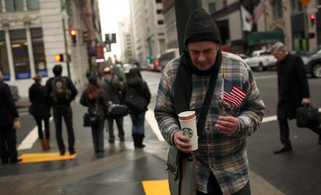 ABD'de hane halkı geliri açıklandı