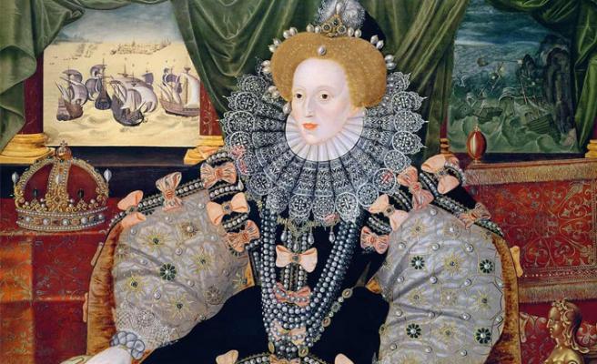 Düşmanlarının korkulu rüyası: I. Elizabeth