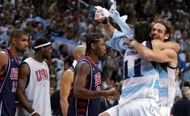 FIBA 2019'da ABD elendi!