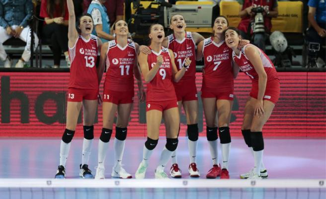 Finalin adı Türkiye-Sırbistan!