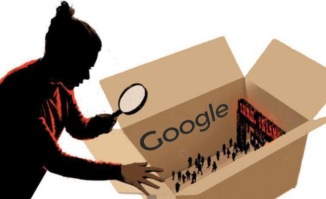 Google'a  antitröst soruşturması!