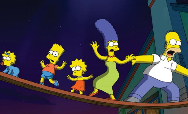 Simpsons geleceği nasıl tahmin ediyor?