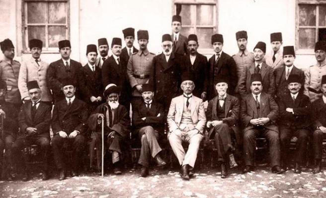 Sivas Kongresi 100 yaşında!