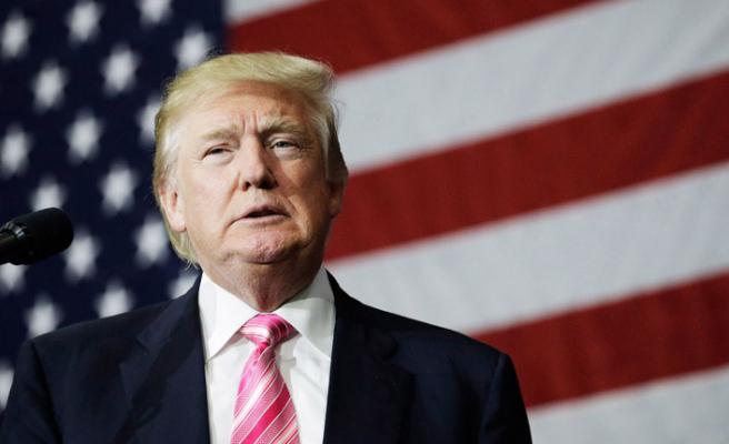 Trump'tan duvar açıklaması: Başladık