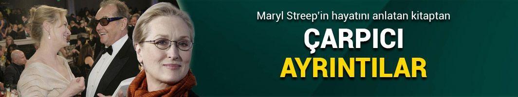 Meryl Streep'in kitabından ilginç ayrıntılar