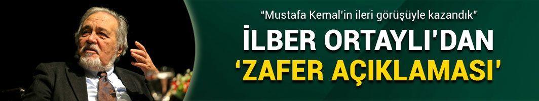 """""""Mustafa Kemal'in ileri görüşüyle kazandık"""""""