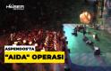 "Aspendos'ta ""Aida"" operası sahnelendi"