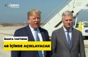 ABD, İran yaptırımlarını 48 saat içinde açıklayacak