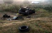 Otomobil şarampole uçtu: 2 ölü