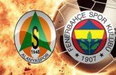 Fenerbahçe-Alanyaspor maç öncesi