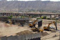 Meksika sınırına duvar örülüyor