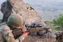 Pençe harekatında 2 asker yaralandı