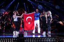 Tel Aviv'de düzenlenen Eurovision'da bir Türk
