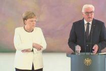 Merkel'den sağlığıyla ilgili açıklama!