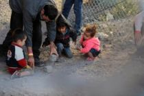 ABD-Meksika sınırında insanlık dramı
