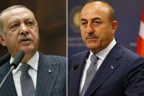 Erdoğan ve Çavuşoğlu'ndan Erbil saldırısı açıklaması